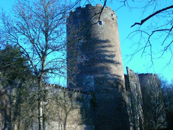 Le chateau des géants