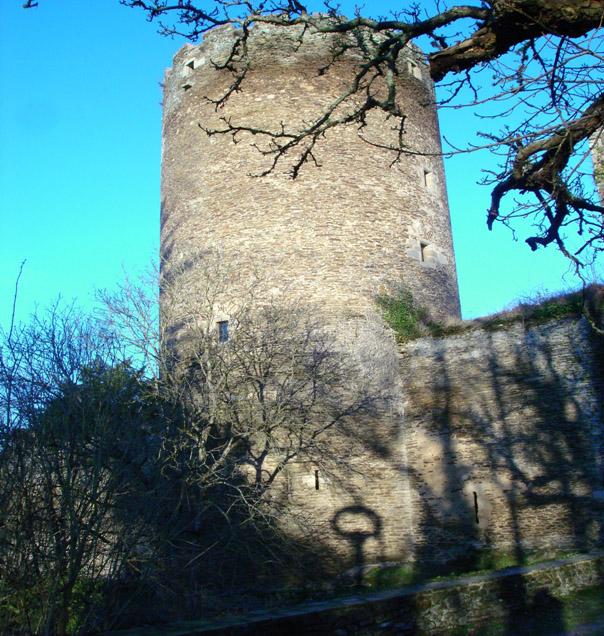 Pur joyau de l'architecture médiévale